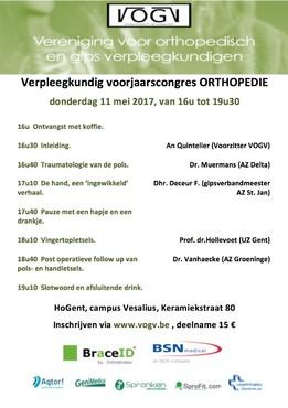 Dr. Muermans spreekt op verpleegkundig congres VOGV