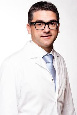 Dr. Decramer presenteert in Hospital de Curico, Chili