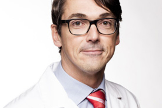 Dr. Stijn Muermans is chairman op Advanced Shoulder Course in Croxley Park, UK