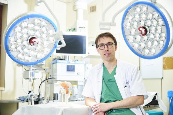 Dr. Luyckx aangesteld als professor