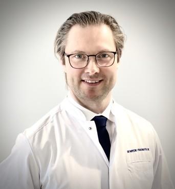 Vanaf 1 juni vervoegt Dr. Bert Vanmierlo onze dienst Orthopedie AZ Delta