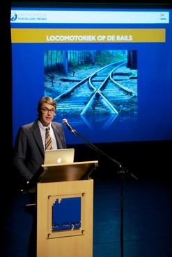 Symposium 8 december - Voorstelling Locomotorisch Centrum in Menen