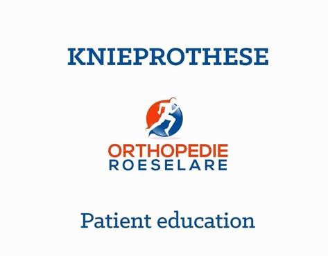 Orthopedie Roeselare blijft verder investeren in zorgpaden en patiënt-educatie - Patient Education Video