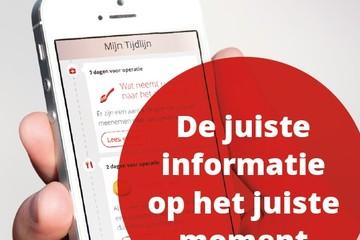 Vanaf deze week heeft Orthopedie Roeselare een eigen mobiele App