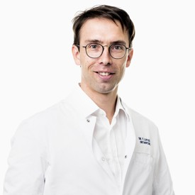 Prof. Dr. Thomas Luyckx, MD, PhD - specialization: knee - MD at Orthopedie Roeselare - AZ Delta