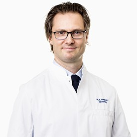 Dr. Bert Vanmierlo - specialization: hand and reconstruction - MD at Orthopedie Roeselare - AZ Delta